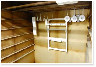 縦型乾燥炉 塗装 東大阪